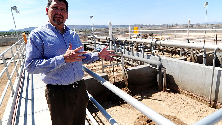 Chino Valley's new public works director keeps coming back