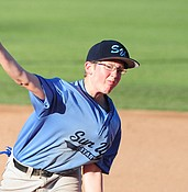 Potts throws gem, SunUp Rotary claims regular season title, No. 1 seed photo