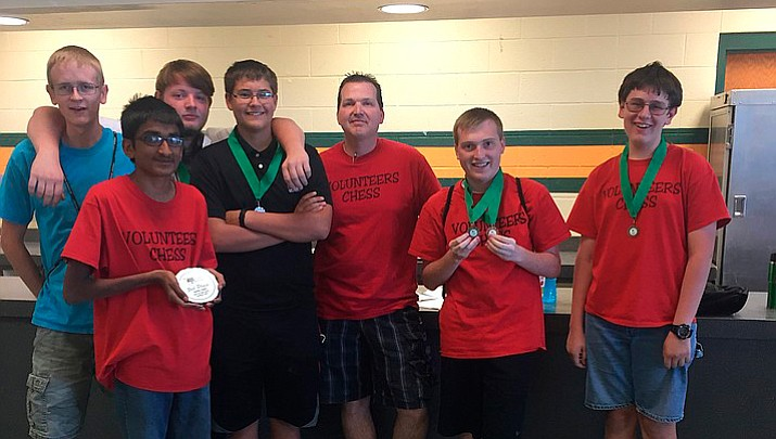 Checkmate: Lee Williams chess team shines