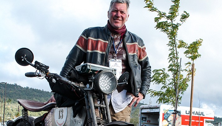 Cannonball Run motorcycle race rolls into Williams