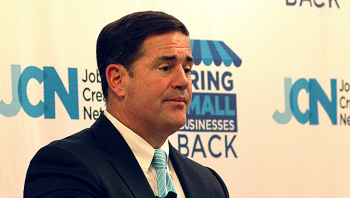 Ducey has indentified doomed state agencies, regulations