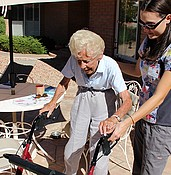 In-home care industry tries to keep up with rapidly aging Arizona population photo