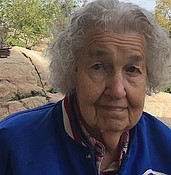 Cheering on the Cubs: Prescott woman, 93, hopes her team wins Game 1 tonight photo