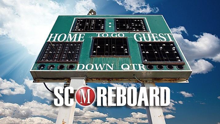 Scoreboard: Jan. 16, 2017