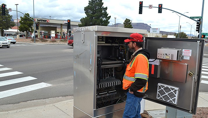 Seeing Red at the Stoplight: Technology drives city's traffic lights