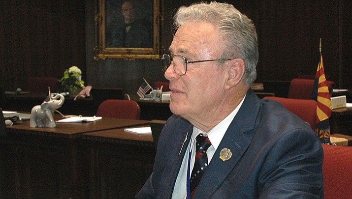 Campbell pushes for increase of gas tax