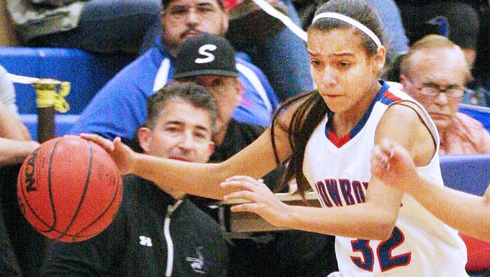 Camp Verde girls win at Northland Prep