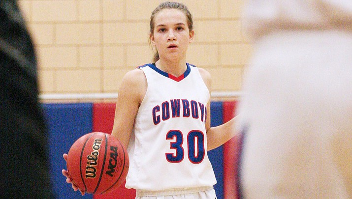 Camp Verde High School Athlete of the Week: Tanna Decker