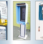 Hunting for a working pay phone? Good luck photo