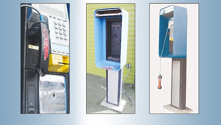 Hunting for a working pay phone? Good luck