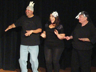 Mile High Comedy troupe has relocated, hits stage Sept. 23-24