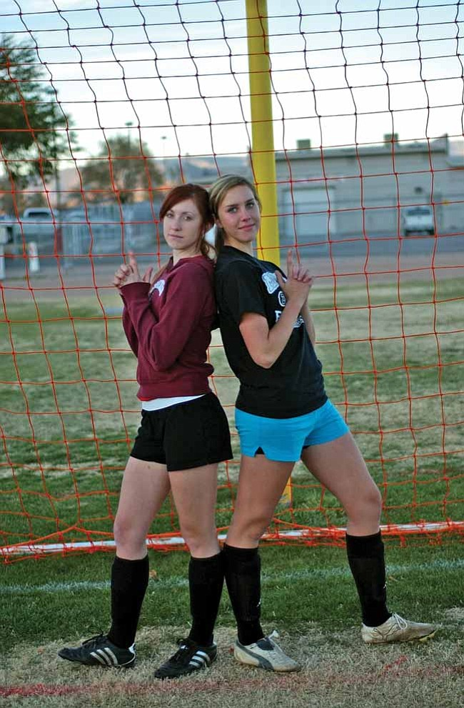 VVN/Wendy Phillippe Juniors Kayla Dixon and Jessie Zaske are two players on the very talented squad this year. The Marauders return a roster full of skill players when they face the Saints on Tuesday.