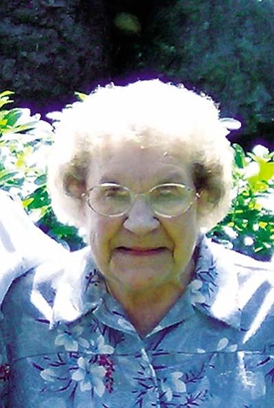 Geraldine Mary Booth Guthrie