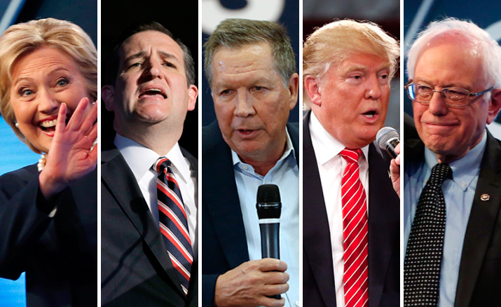 which candidate arizona