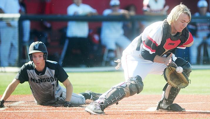 Bradshaw Mountain's Bundrick picked by USA Baseball Southwest club