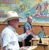 Business licenses OK'd for Prescott: Ban on feeding wildlife passes photo