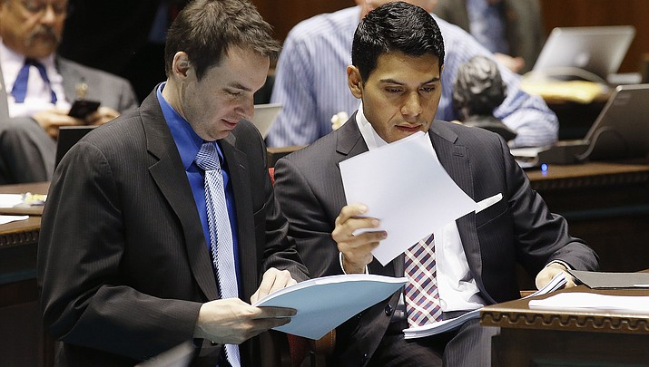 UPDATE: Lawmakers approve budget early Wednesday