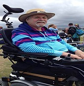 Contest could win Dewey man paralyzed in fall a wheelchair-accessible van photo