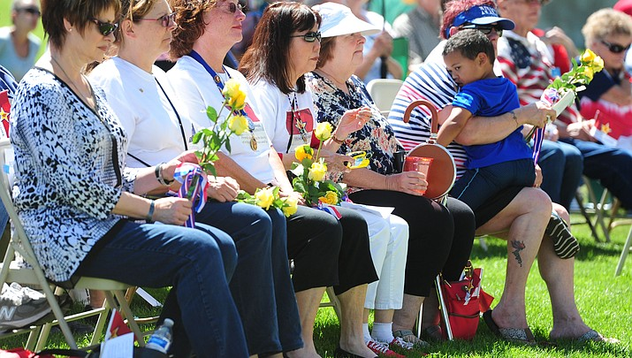 Prescott Valley ceremony honors, remembers the fallen