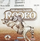 Attention all cowboys and cowgirls: rodeo tickets available! photo