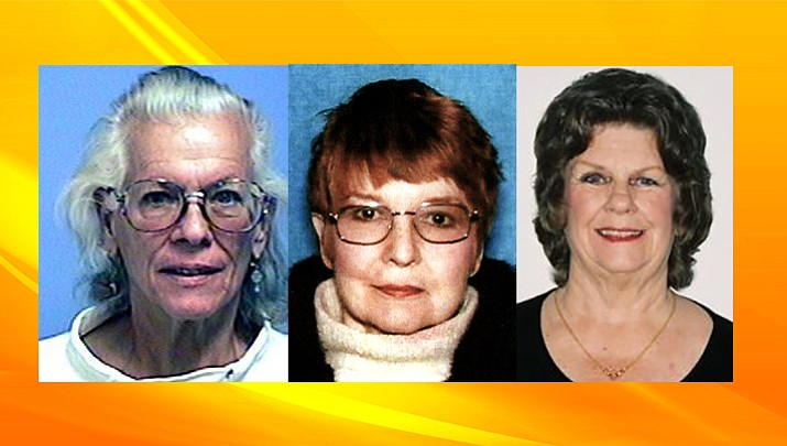 Arizona police hold a person of interest in cases of missing women