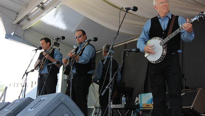 Prescott's Bluegrass Festival continues Sunday (VIDEO)