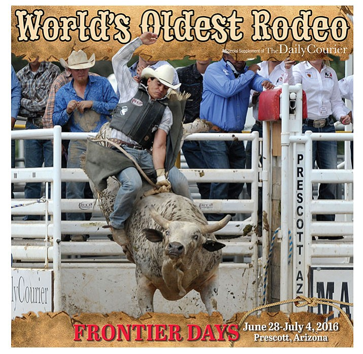 Rodeo Tab Cover June 2016