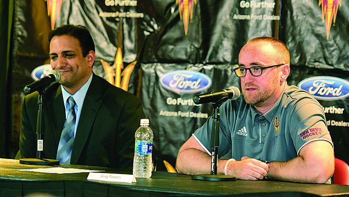 Arizona State to host Desert Hockey Classic at PVEC