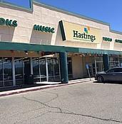Hastings  is closing, liquidation  sale soon photo