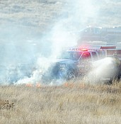 Fire restrictions remain in effect: Prescott Forest officials have not lifted constraints photo