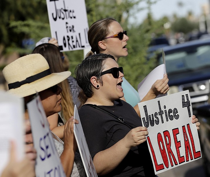 Justice Department To Review Fatal Arizona Police Shooting
