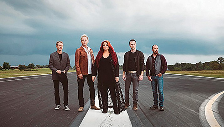 Wynonna & The Big Noise come  to Prescott on Friday, Aug. 26