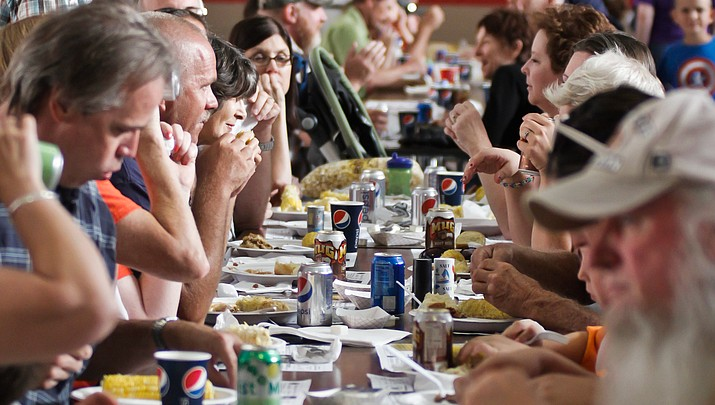Corn Dinner returns to Labor Day weekend