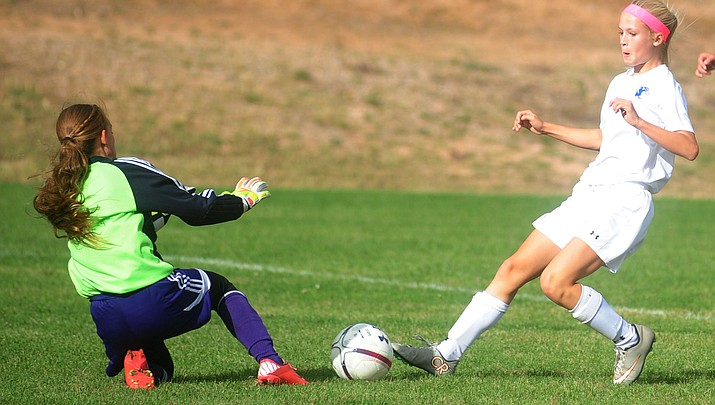 Preview capsule: Chino Valley High School Girls' Soccer