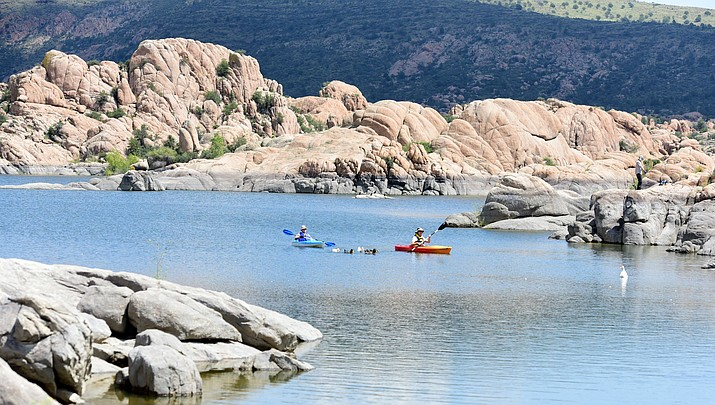 A look at the lake levels: Low water deters withdrawals, but not recreation seekers