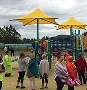 Kayla's Hands Playground dedicated (VIDEO and PHOTO GALLERY) photo