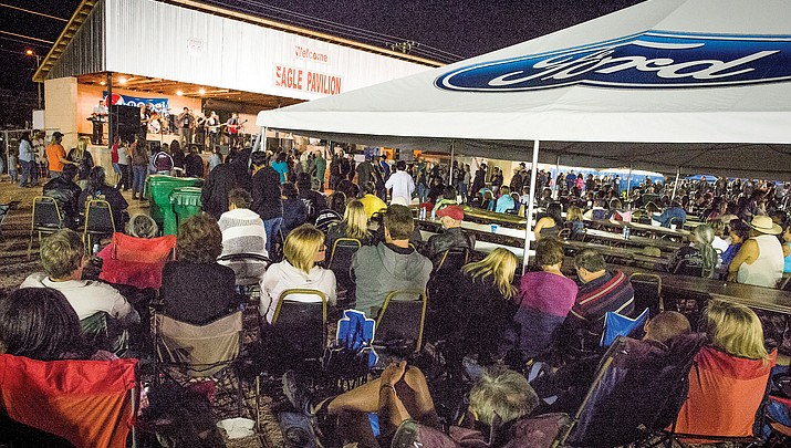 18th annual Standin' on the Corner Fest Friday and Saturday