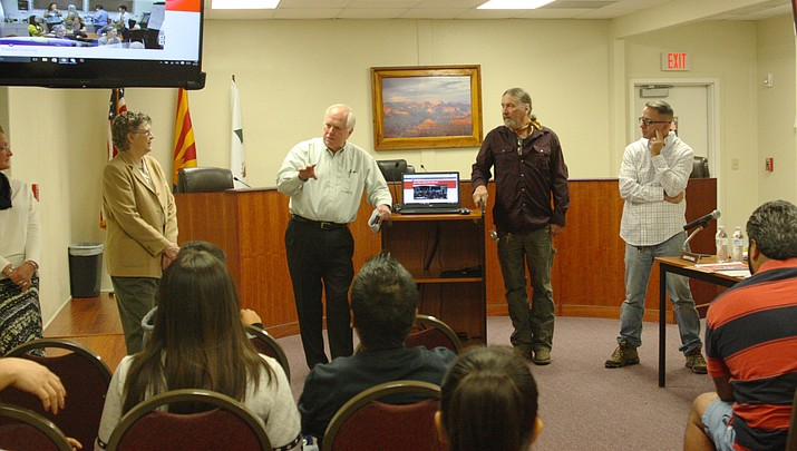 Canyon school board bridging gap between communities
