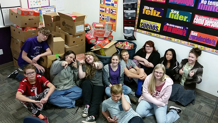 PV students hunger to help others