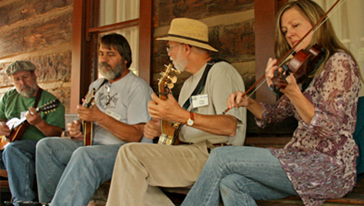 Folk music featured at festival this weekend