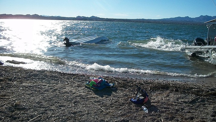 Capsized: Boating accident has girl in critical condition