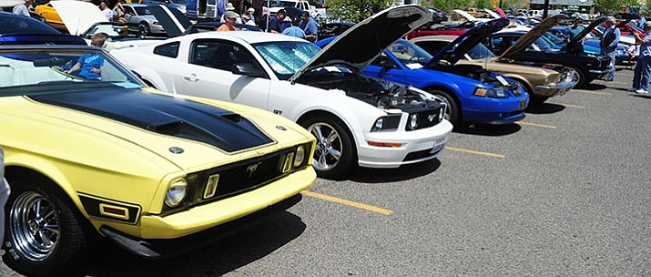 'Pony Only Cruise' a gathering spot for Mustang enthusiasts