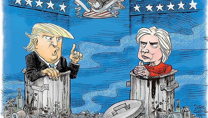 Editorial cartoon: Sept. 29, 2016