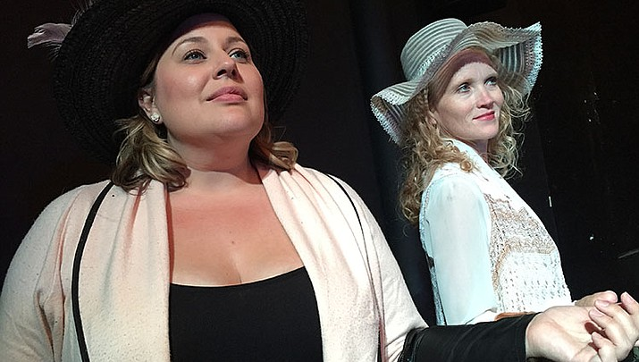 Watch those curves: Prescott gets a look  at national festival plays