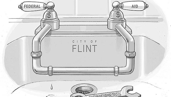 Editorial cartoon: Sept. 30, 2016