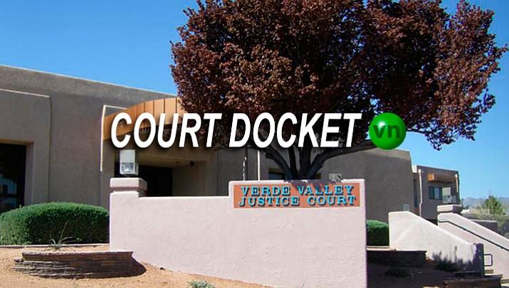 Court Docket: Oct. 23, 2016