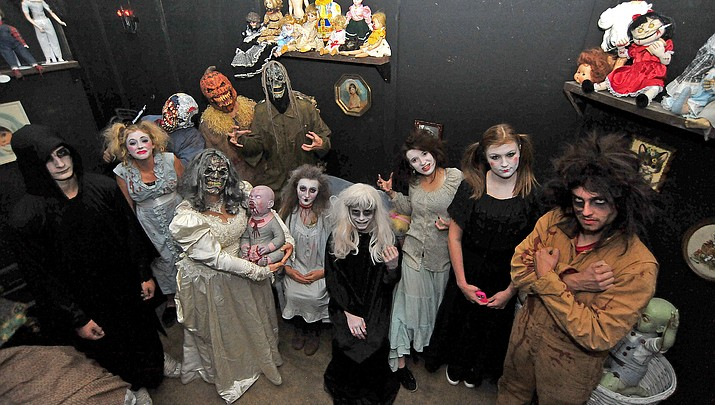 Spooky, scary and fun: October brings 'fun' for all shapes, sizes and ages!