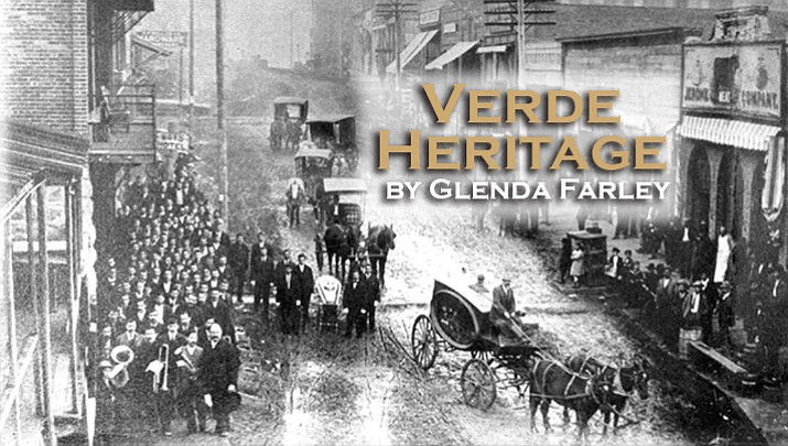 Verde Heritage 1919: CLOSURE OF MINES AND SMELTERS.
