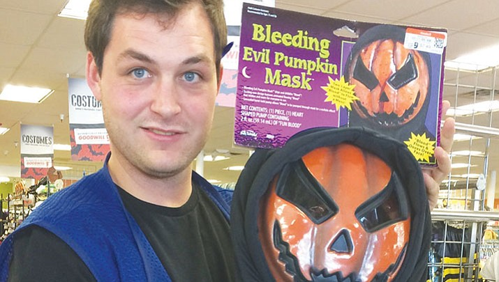 Halloween lovers gear up for big night