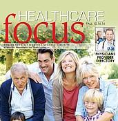 Fall Health Care Focus photo